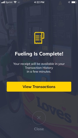 loves connect on the app store - Loves Fuel Card