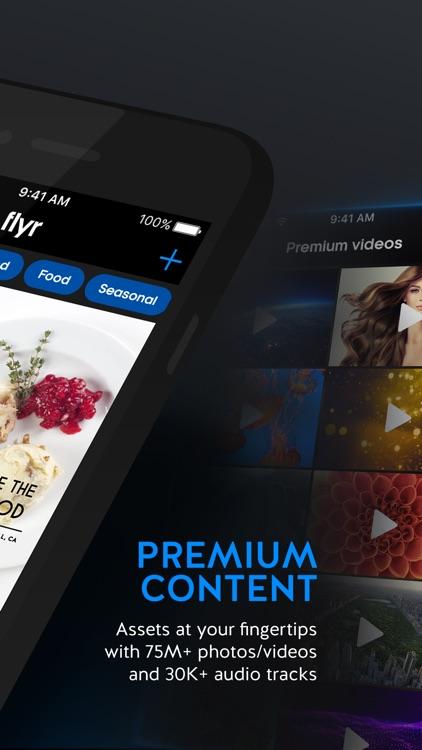 Flyr - Social Video Studio