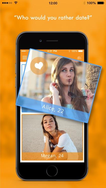 RatherME - Pick. Match. Chat. by RatherME Inc.
