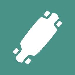 Longboard Tracker Apple Watch App