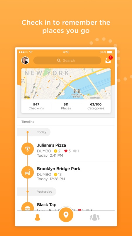 Foursquare Swarm: Check-in App - Online Game Hack and Cheat