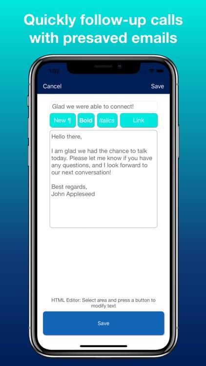 SwiftCall: Auto Dialer & CRM screenshot-3