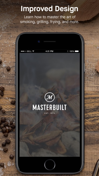Masterbuilt screenshot-0
