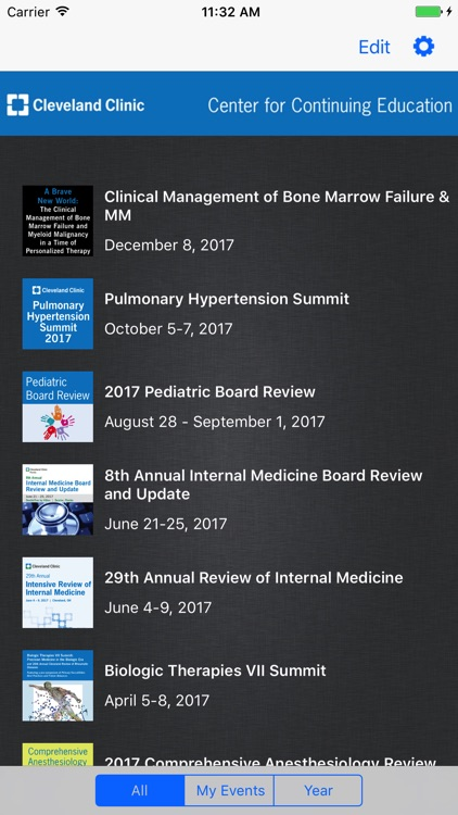 Cleveland Clinic CME