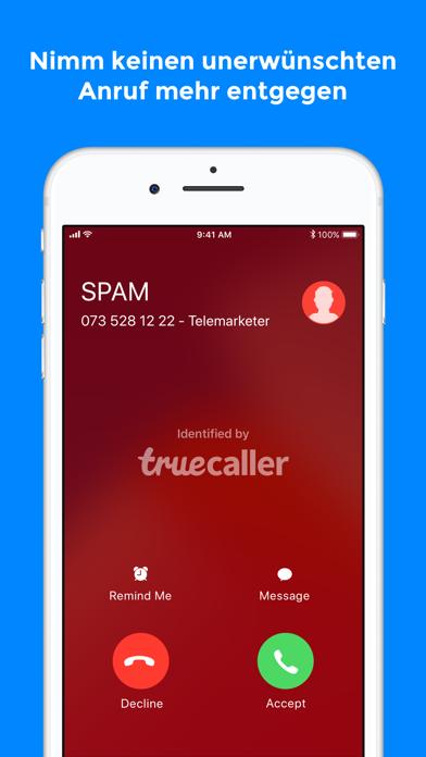 Truecaller: Spam protectionScreenshot von 1