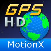 Motionx Gps Hd app review