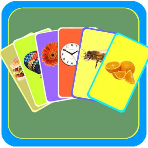 New flash card for kids