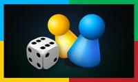 LUDO, family board game