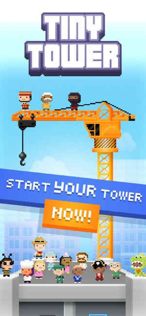 Tiny Tower on the App Store