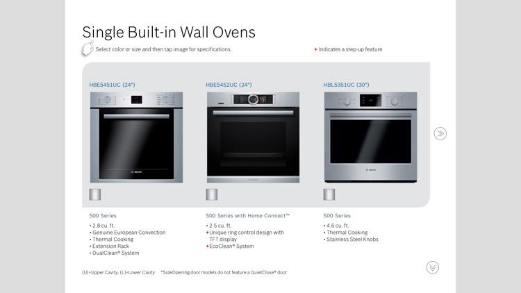 Bosch Kitchen Experience and Design Guide screenshot-4