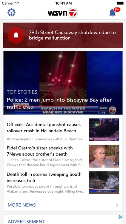 WSVN - 7 News Miami screenshot-0