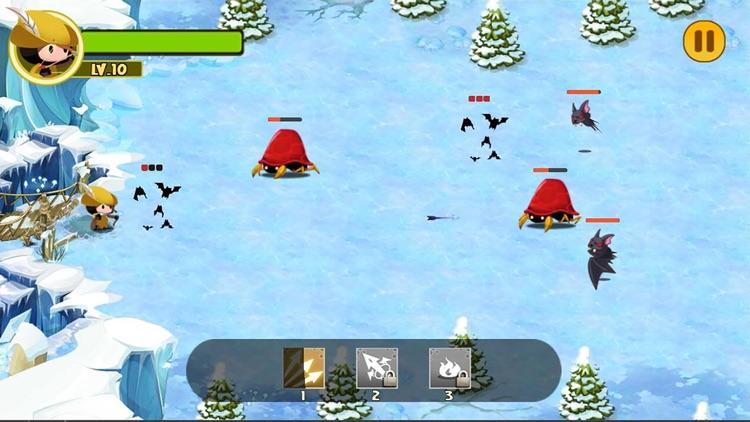 塔防骑士-天天玩策略塔防类游戏 screenshot-3