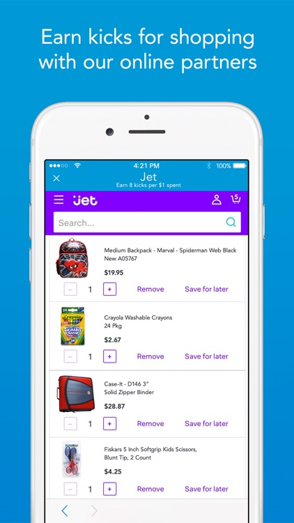 Shopkick - Rewards and Deals screenshot-3