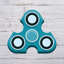 My Spinny Fidget – a Real Stickers