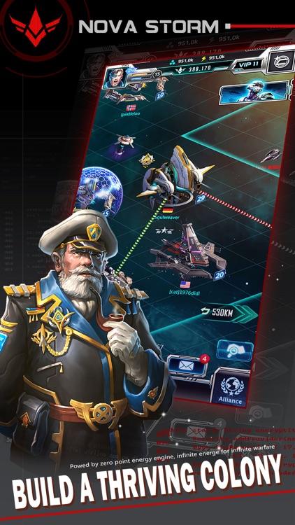 Nova Storm: Stellar Empires screenshot-3