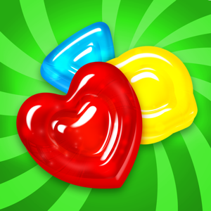 Gummy Drop! – A Match 3 Game Games app
