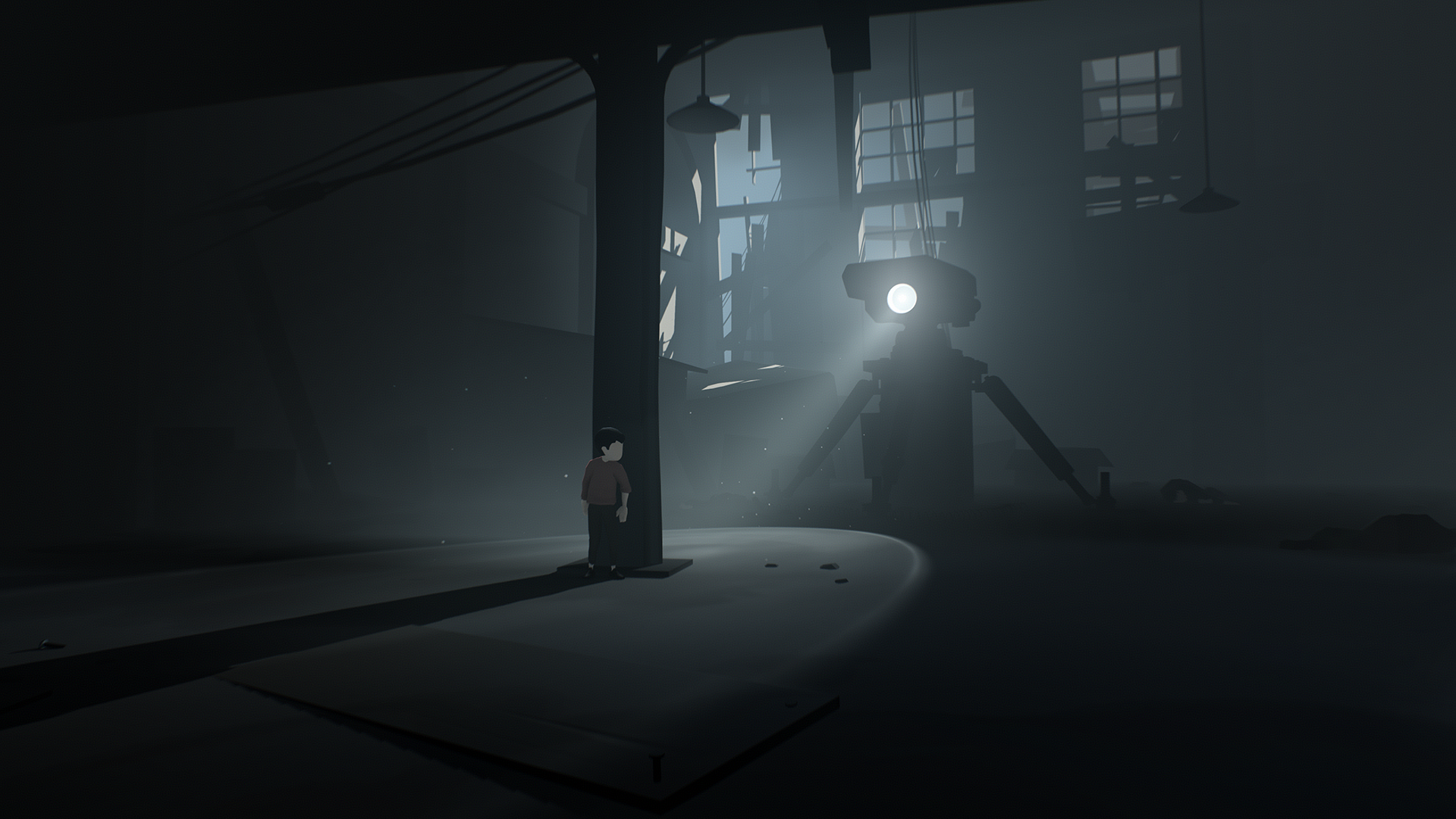 Playdead's INSIDE screenshot 13