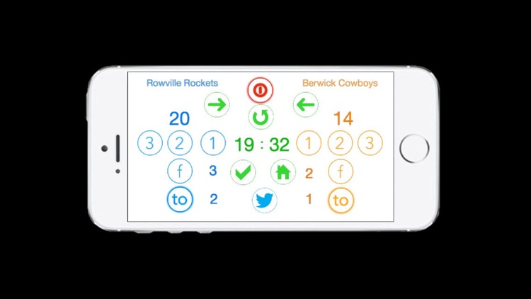 ScoreKeeper - Basketball screenshot-2