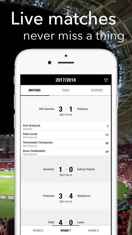 Live Results - Super League