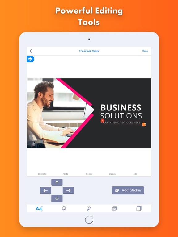 Thumbnail, Flyer, Banner Maker | App Price Drops