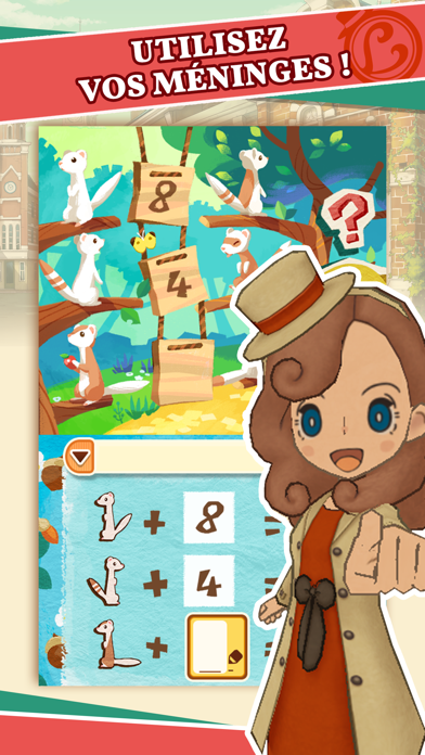 download L'aventure Layton apps 0
