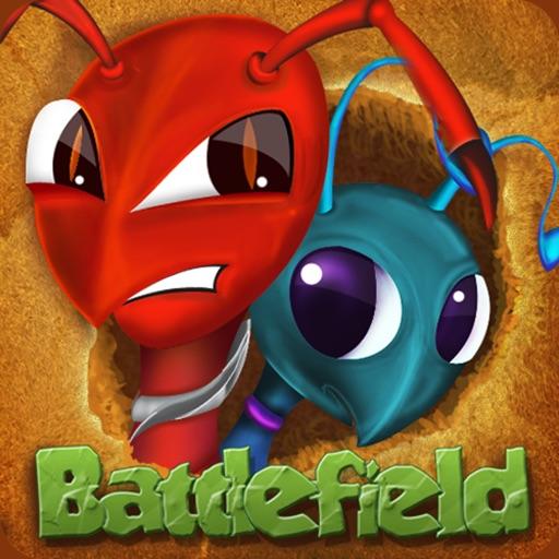 Tap Tap Ants: Battlefield