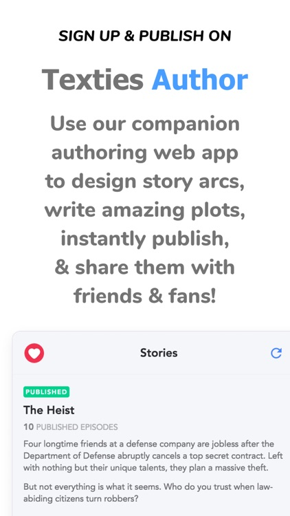 Texties - Text & Chat Stories screenshot-9