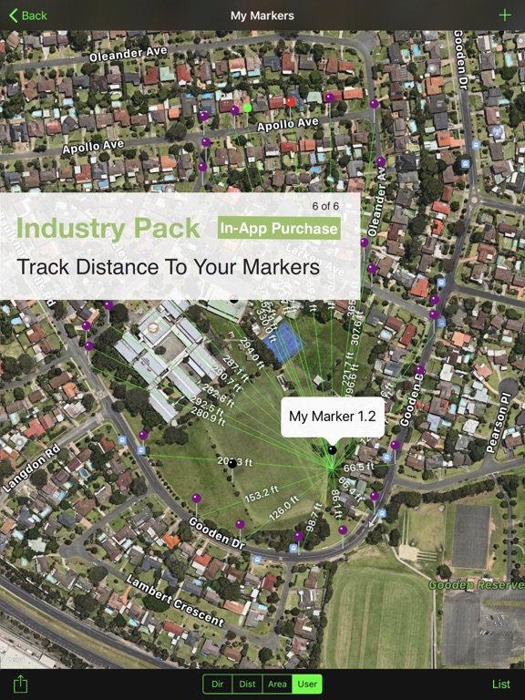 Solocator - GPS Field Camera screenshot 18