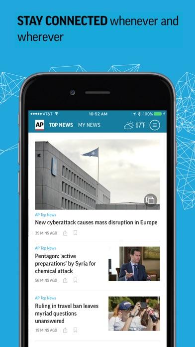 download AP News apps 0