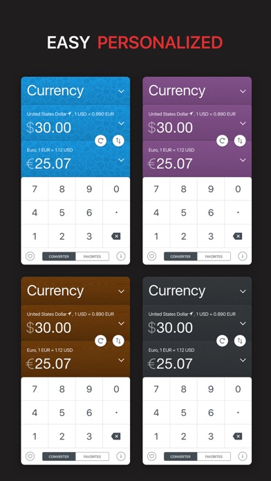 GlobeConvert - Currency & Units Converter Screenshot 5
