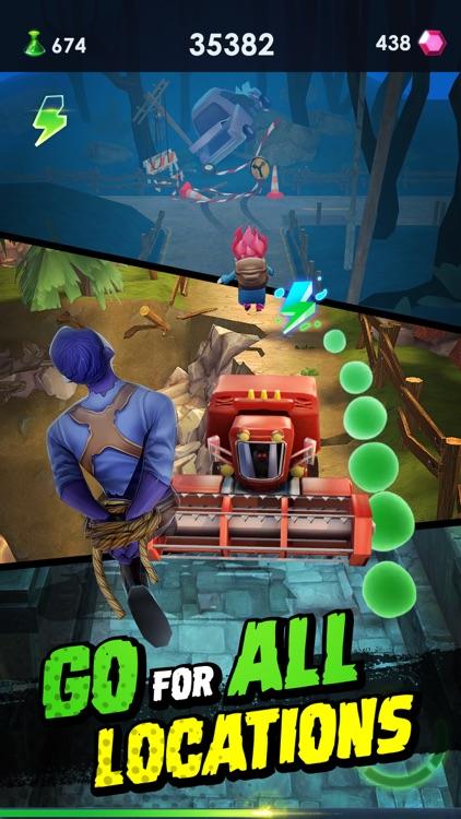 Zombie Run 2: Craft Fun Runner screenshot-4