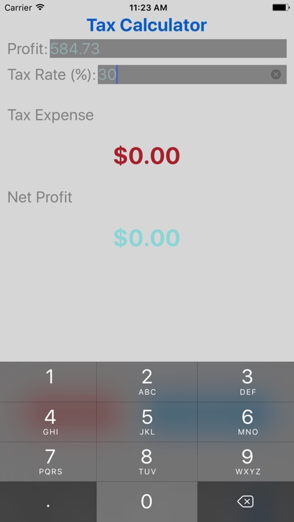 Stock Target Calculator Pro screenshot-1