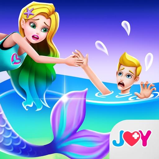 Mermaid Secrets4-Sea Crash iOS App