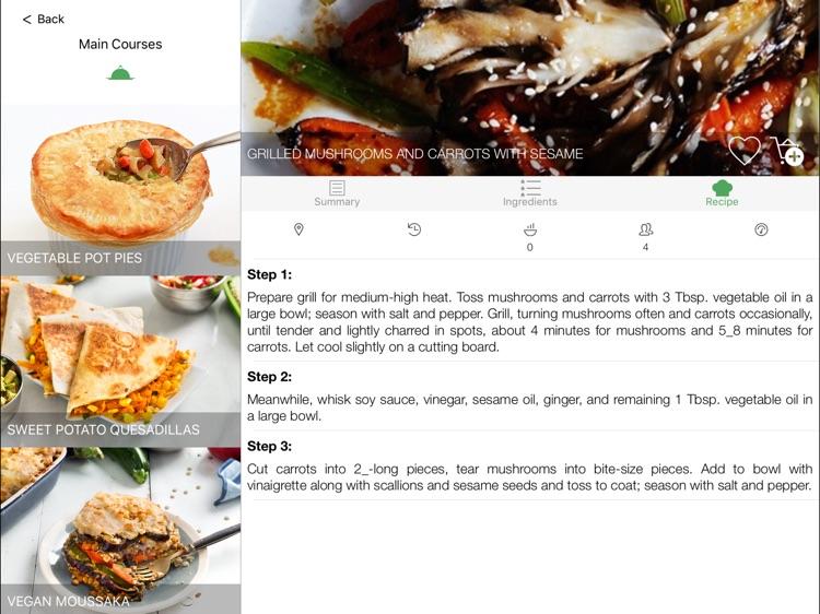 Vegan Masterchef for iPad