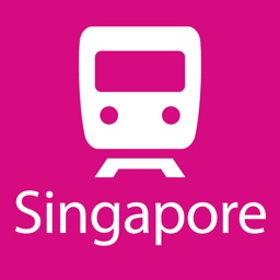 Singapore Rail Map Lite