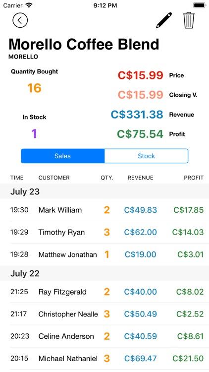 SalesDirect screenshot-3