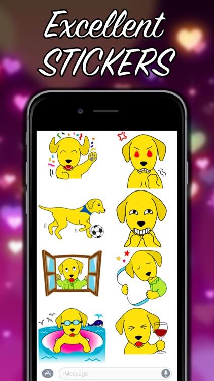 Dog Assistant - Stickers! screenshot-3