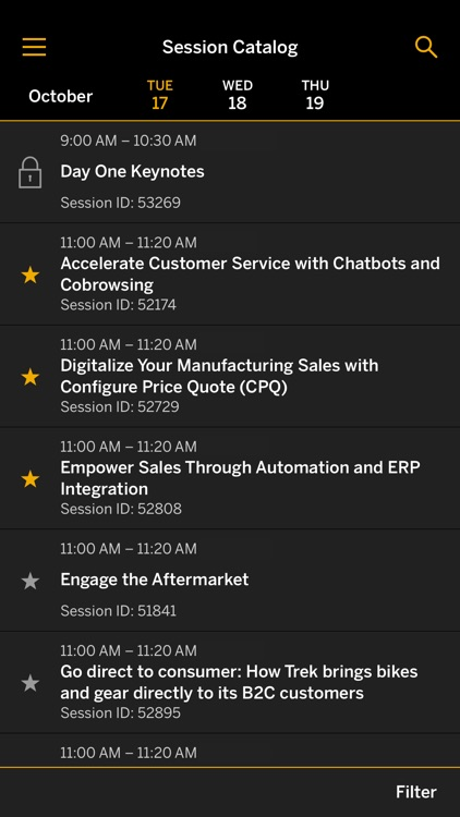 SAP Hybris LIVE: Global Summit screenshot-3