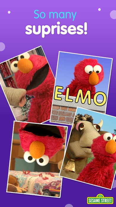 Screenshot for Elmo Calls in United States App Store