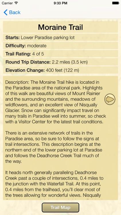 Hiking Mount Rainier screenshot-4