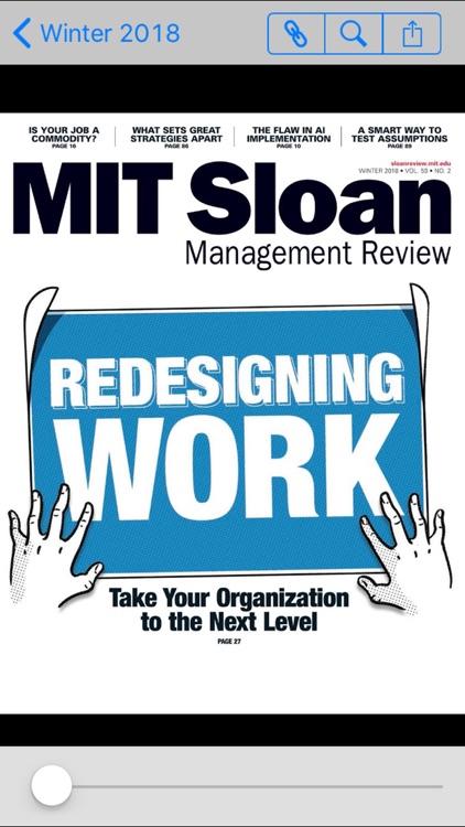 MIT Sloan Management Review screenshot-4