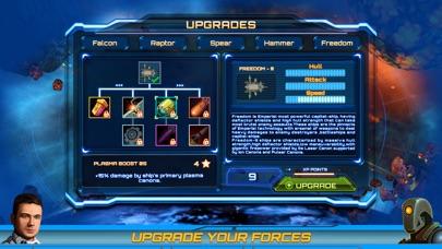Armada Commander Screenshots