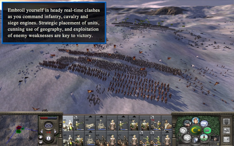 Medieval II: Total War™ screenshot 3