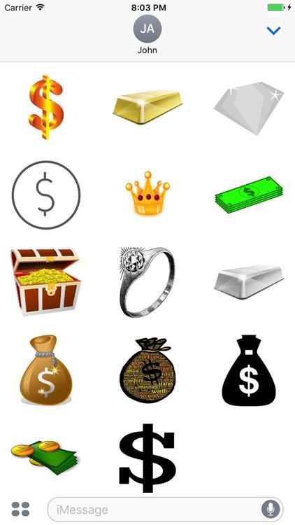 Rich Stickers