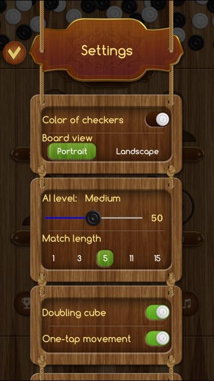 Backgammon+ screenshot-3