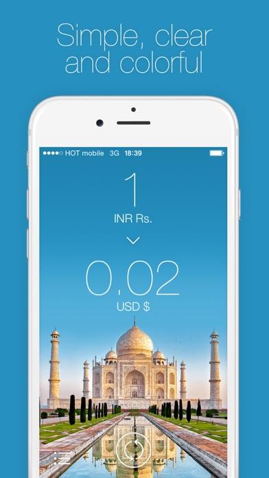 Change - Currency Converter Screenshots