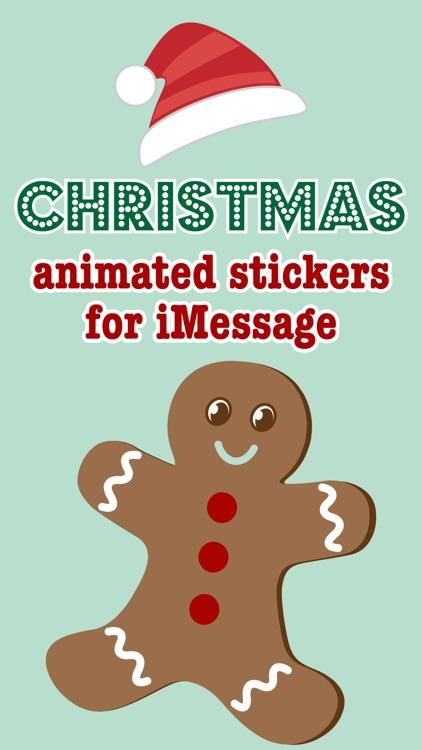 Christmas - Animated Stickers