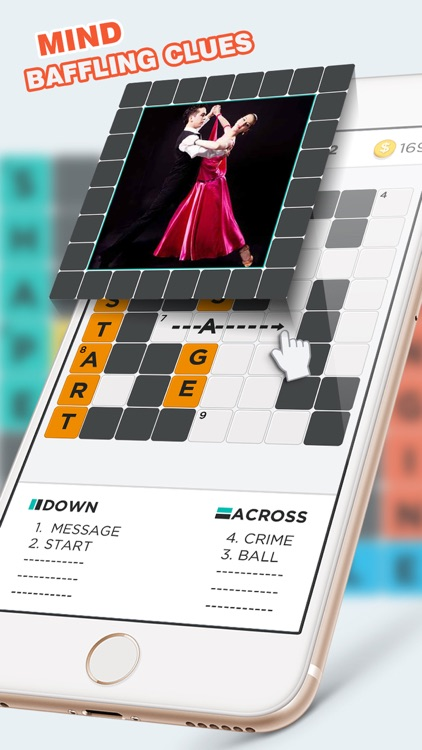 Pic Crossword Puzzles and Quiz screenshot-1
