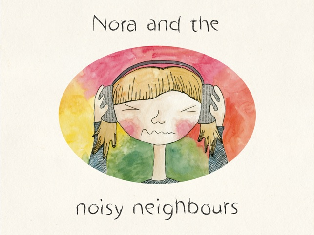 Noras noisy neighbours hd on the app store ipad screenshots altavistaventures Image collections