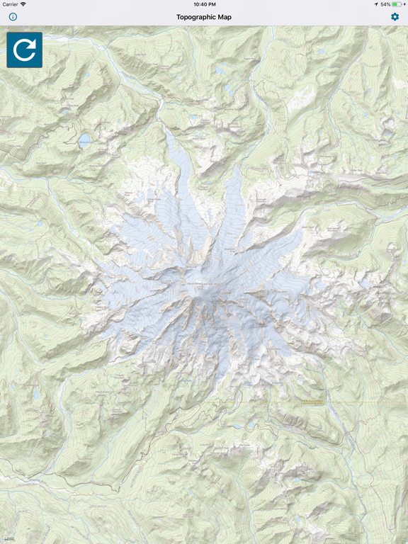 Topographic Maps & Trails screenshot 17